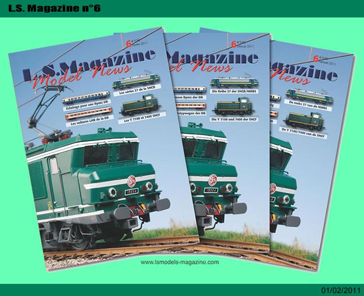 Ls Magazine Photos